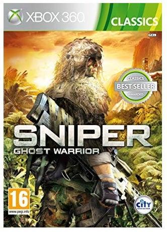 City Interactive Sniper Ghost Warrior Classics Xbox 360 Game