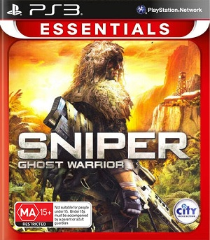 City Interactive Sniper Ghost Warrior Essentials PS3 Playstation 3 Game