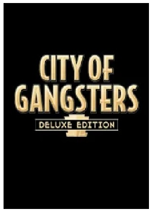 Kalypso Media City Of Gangsters Deluxe Edition PC Game