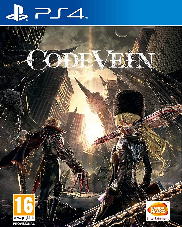 Bandai Code Vein Refurbished PS4 Playstation 4 Game