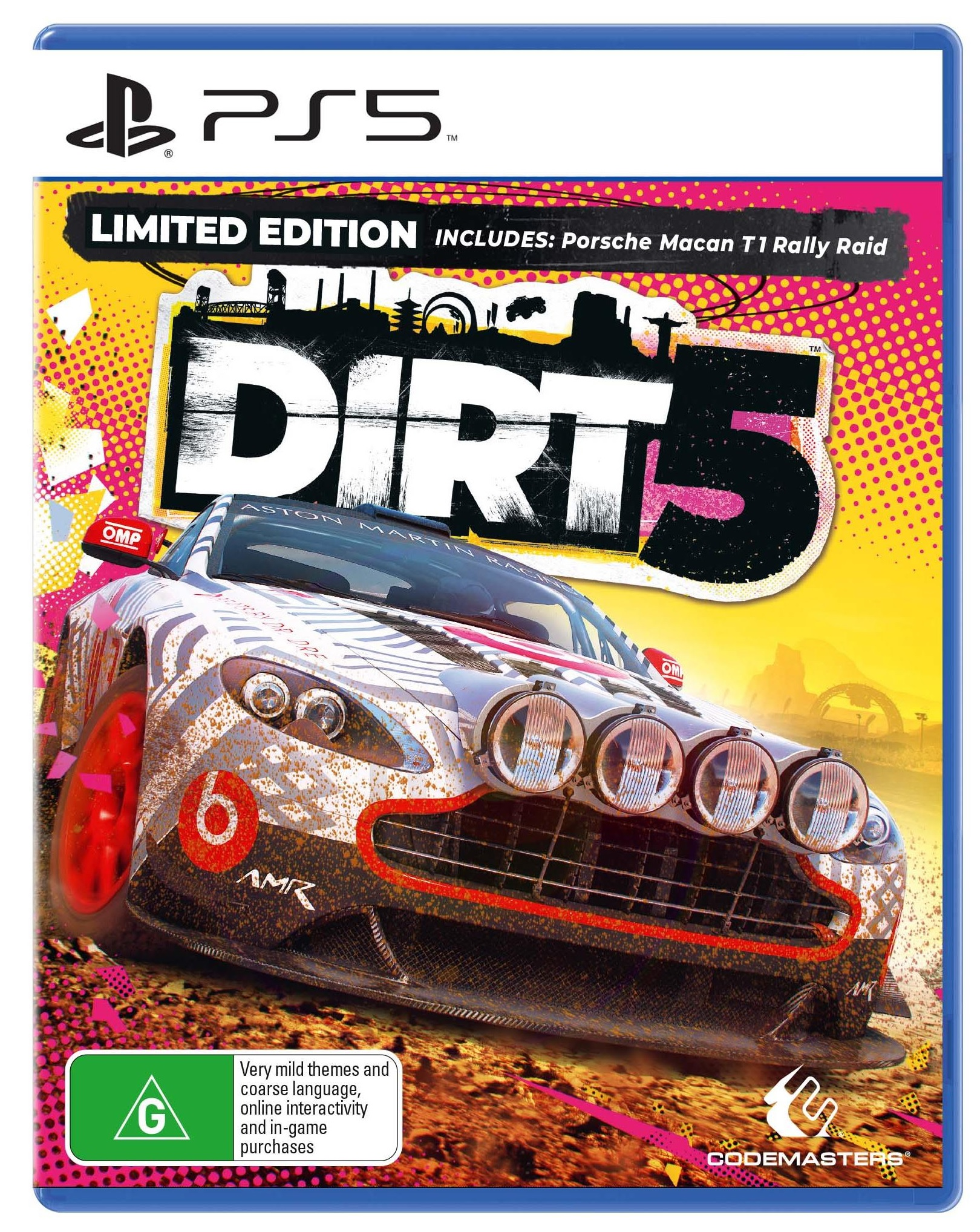 Codemasters Dirt 5 Limited Edition PS5 Playstation 5 Game