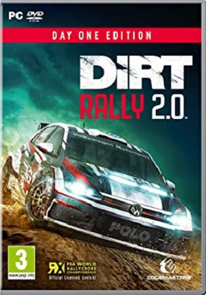 Codemasters Dirt Rally 2 0 Day One Edition PC Game