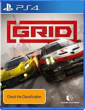 Codemasters GRID PS4 Playstation 4 Game
