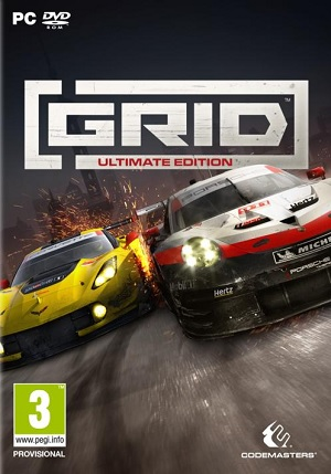 Codemasters GRID Ultimate Edition PC Game