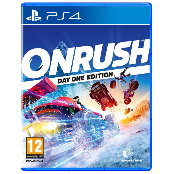 Codemasters Onrush Day One Edition PS4 Playstation 4 Game