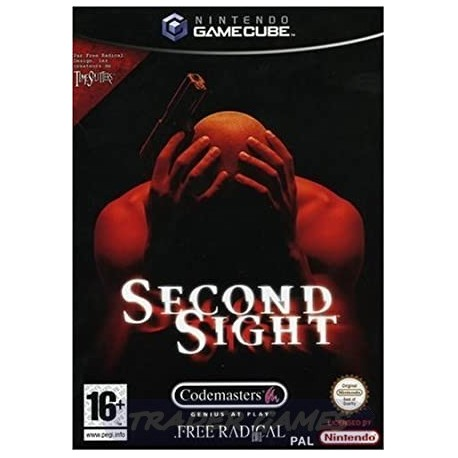 Codemasters Second Sight GameCube Game