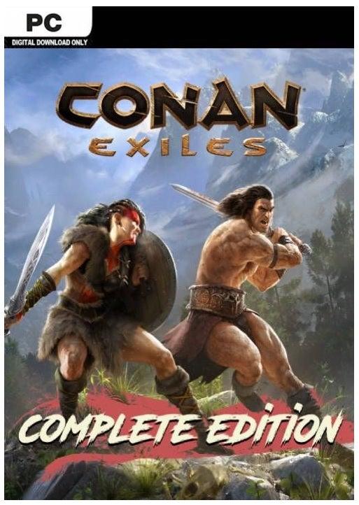 Funcom Conan Exiles Complete Edition PC Game