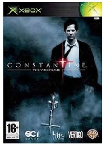 SCi Constantine Xbox Game