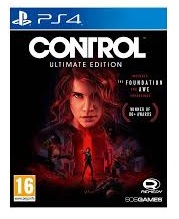505 Games Control Ultimate Edition PS4 Playstation 4 Game