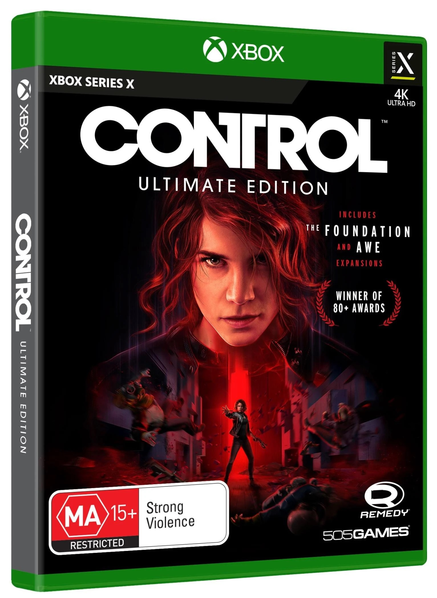 505 Games Control Ultimate Edition Xbox X Game