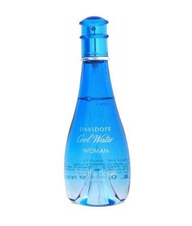 Davidoff Cool Water Into The Ocean Women's Perfume