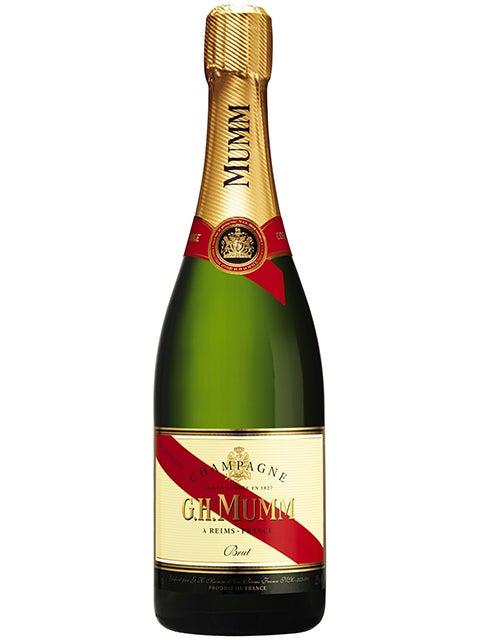 Mumm Cordon Rouge NV Brut Champagne