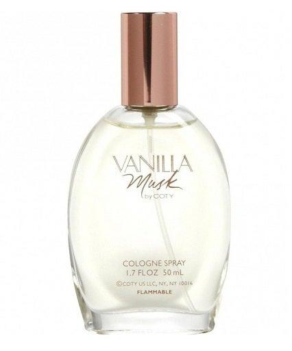 Coty Vanilla Musk Women's Perfume