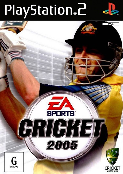Electronic Art Cricket 2005 Refurbished PS2 Playstation 2 Game