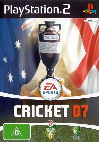 Electronic Arts Cricket 2007 Refurbished PS2 Playstation 2 Game