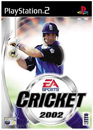 Electronic Arts Cricket 2002 PS2 Playstation 2 Game