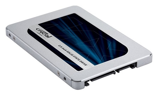 Crucial MX500 Solid State Drive