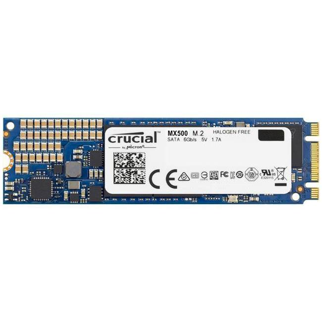 Crucial MX500 CT500MX500SSD4 500GB Solid State Drive