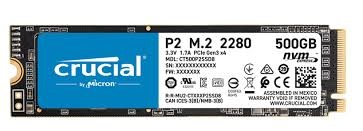 Crucial P2 Solid State Drive