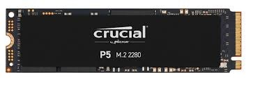 Crucial P5 Solid State Drive