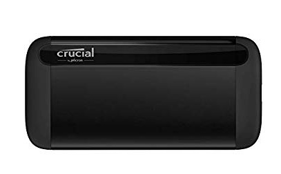 Crucial X8 Solid State Drive