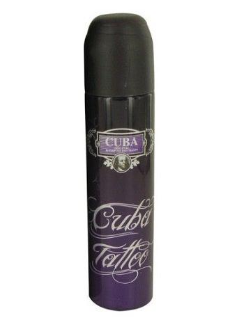 Cuba Tattoo Women's Perfume