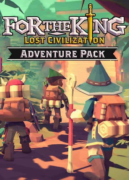 Curve Digital For The King Lost Civilization Adventure Pack PC Game