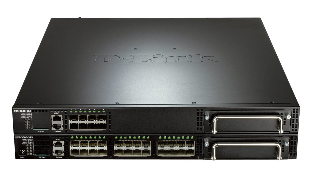 D-Link DXS-3600-16SSI Networking Swtich