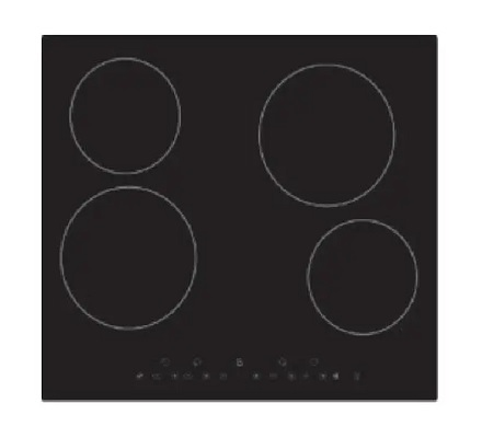 Fornelli DCE6402 Kitchen Cooktop