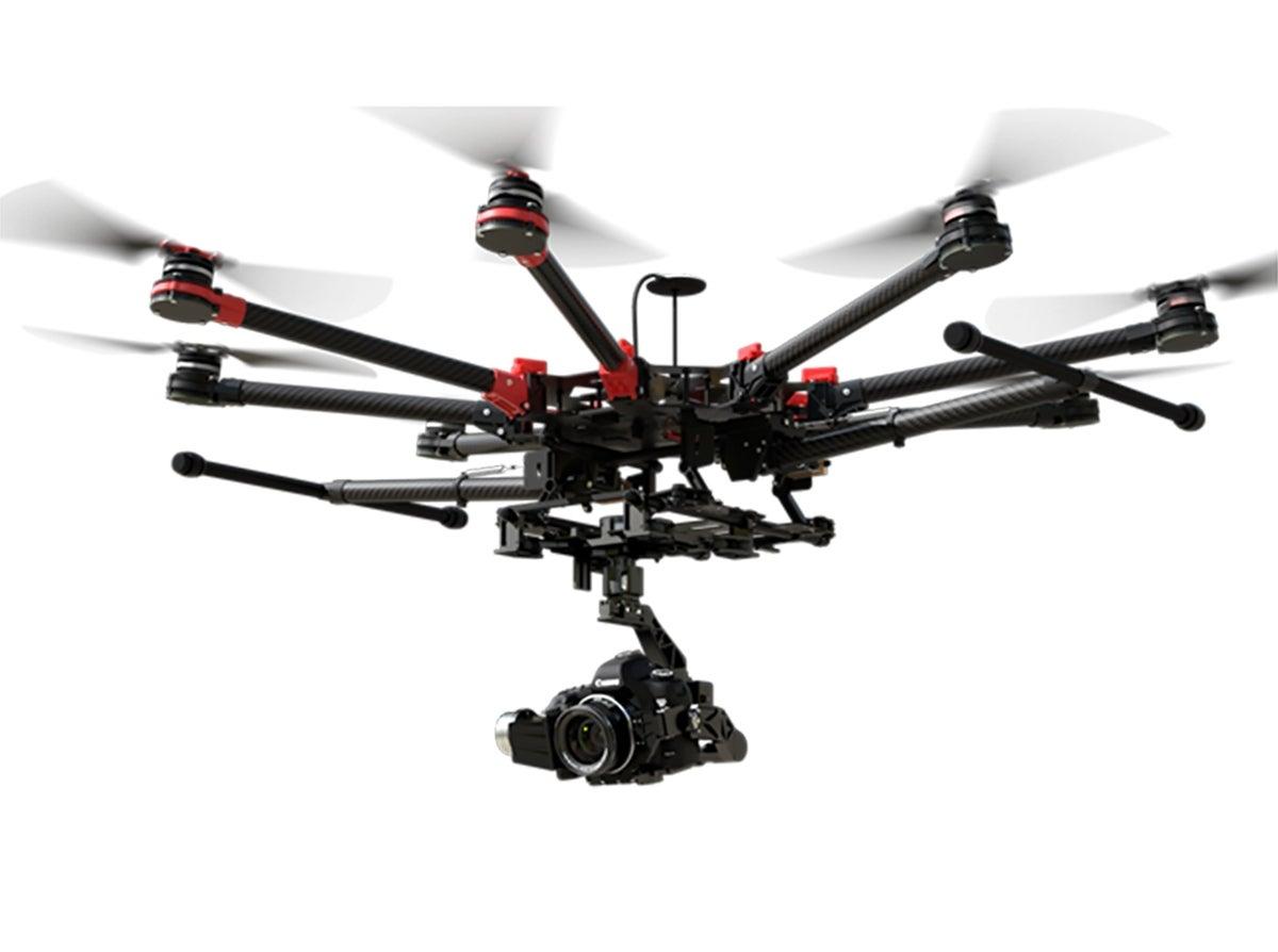 DJI Spreading Wings 1000 Plus Drone