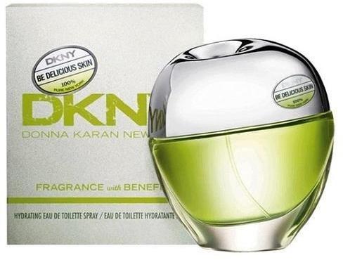 DKNY Be Delicious Skin 50ml Eau de Toilette Women's Perfume