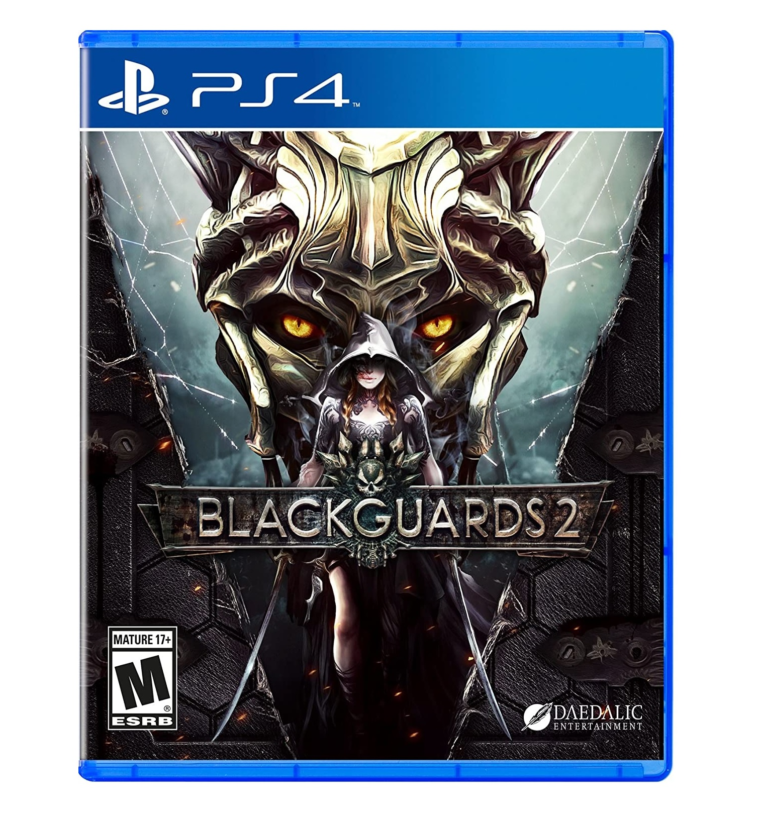 Daedalic Entertainment Blackguards 2 Refurbished PS4 Playstation 4 Game