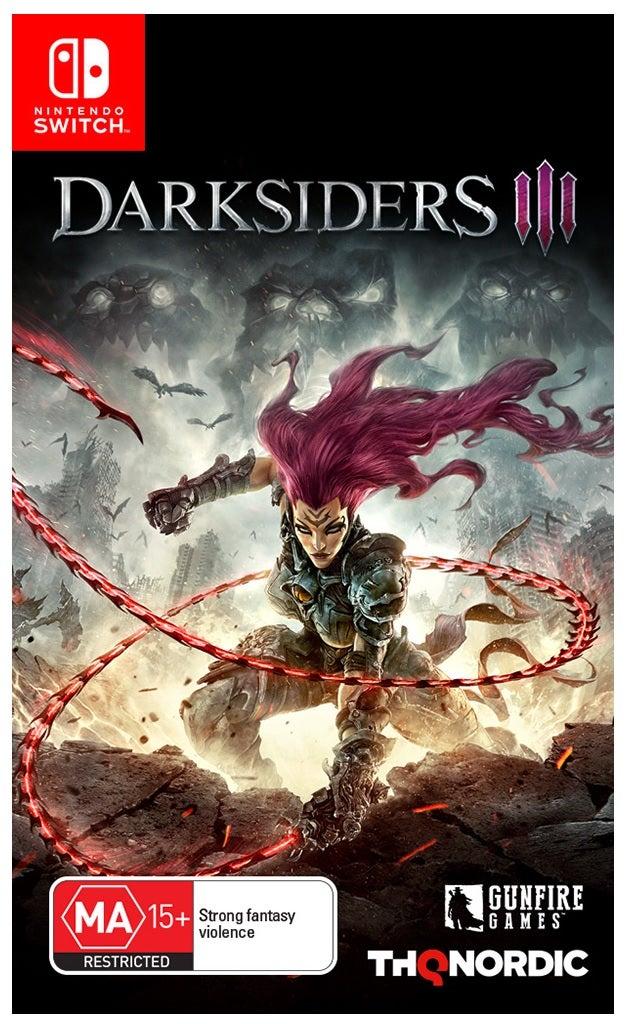 THQ Darksiders 3 Nintendo Switch Game