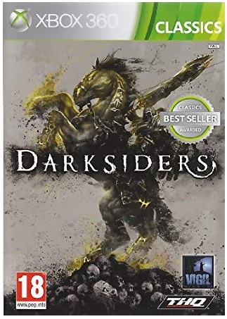 THQ Darksiders Game Classics Xbox 360 Game