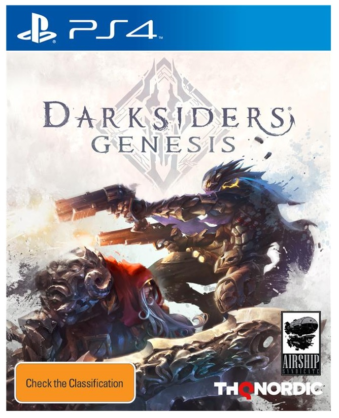 THQ Darksiders Genesis PS4 Playstation 4 Game