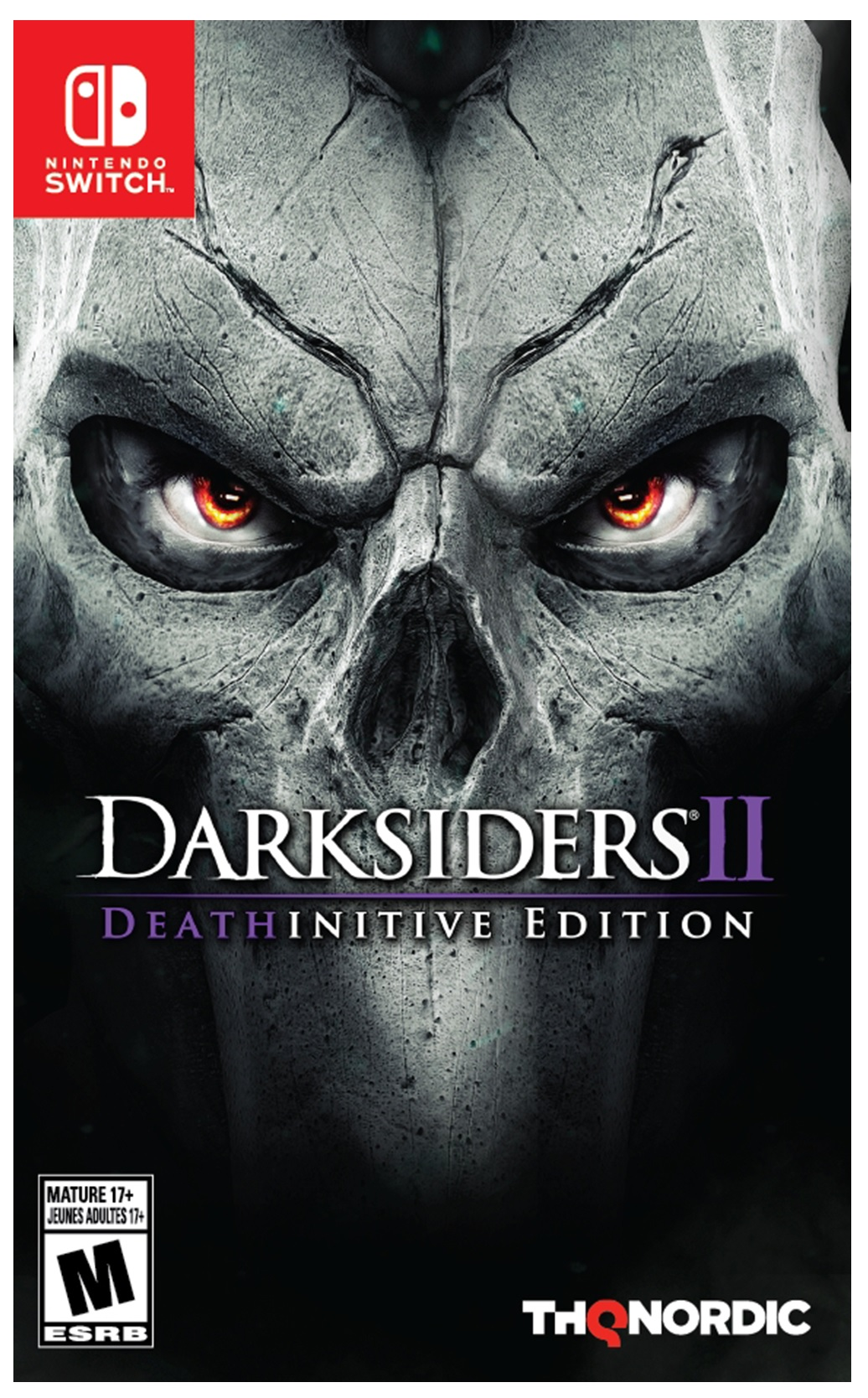 THQ Darksiders II Deathinitive Edition Nintendo Switch Game