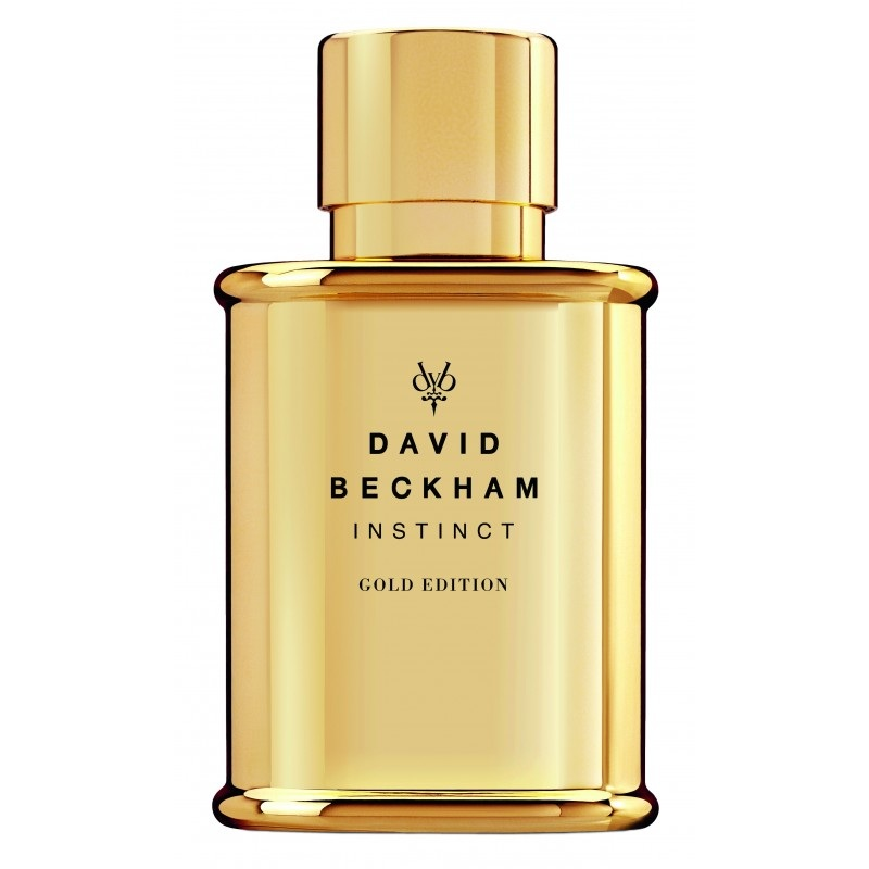 David Beckham Instinct Gold Edition 50ml Edt