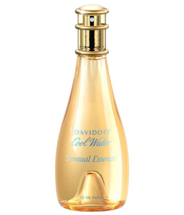 Davidoff Cool Water Sensual Essence 50ml EDP Women's Perfume