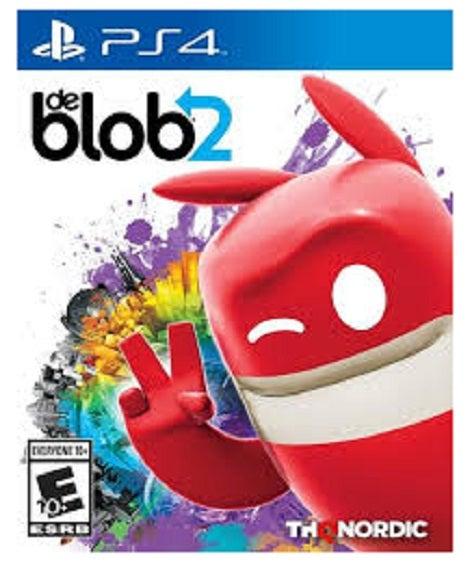 THQ De Blob 2 PS4 Game