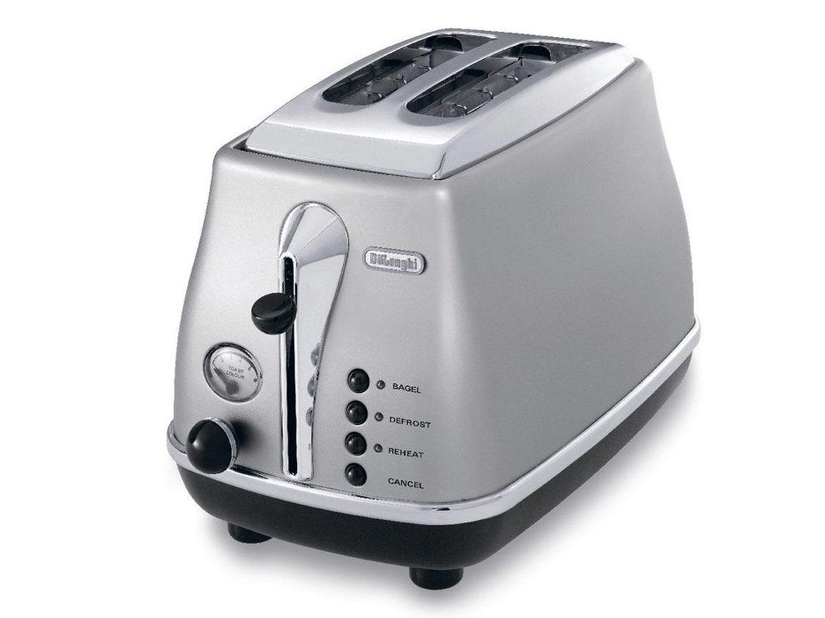 DeLonghi CTO2003S Toaster
