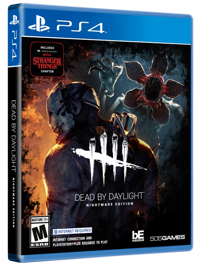 505 games Dead by Daylight Nightmare Edition PS4 Playstation 4 Game