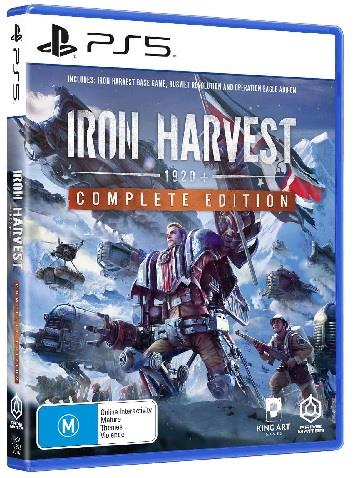 Deep Silver Iron Harvest 1920+ Complete Edition PS5 PlayStation 5 Game
