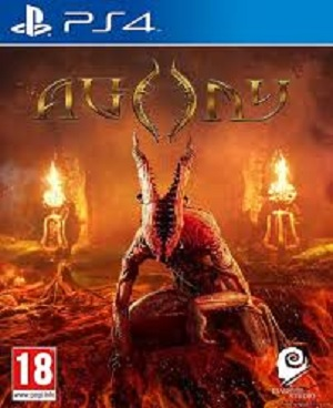 Deep Silver Agony PS4 Playstation 4 Game