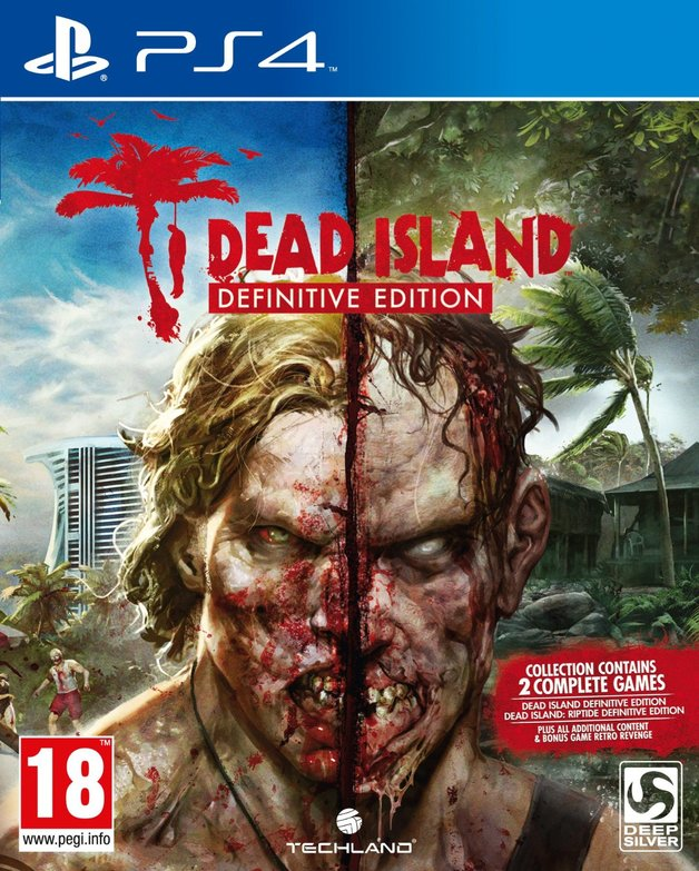 Deep Silver Dead Island Definitive Collection PS4 Playstation 4 Game