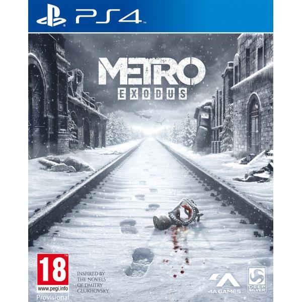 Deep Silver Metro Exodus PS4 Playstation 4 Game