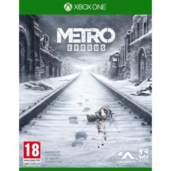 Deep Silver Metro Exodus Xbox One Game