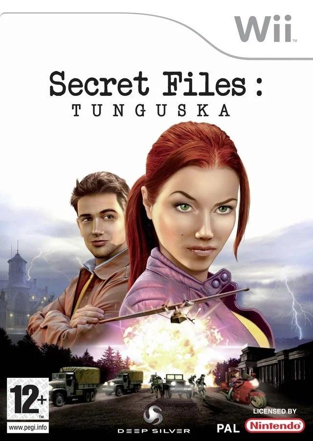 Deep Silver Secret Files Tunguska Refurbished Nintendo Wii Game