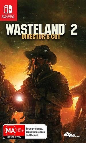 Deep Silver Wasteland 2 Directors Cut Nintendo Switch Game