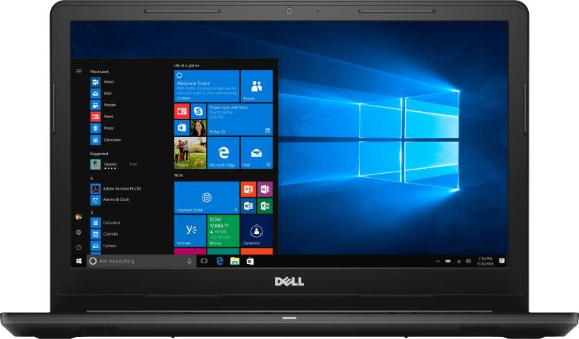 Dell Inspiron 15 3000 B520162AU 15.6inch Laptop