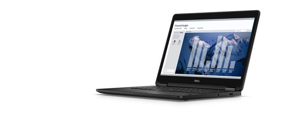 Dell Latitude 14 E7470 N007L7470H14AU Laptop